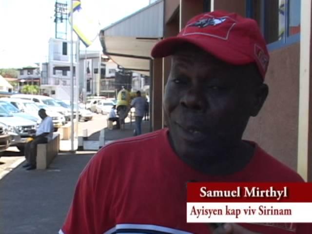Reportage intégral sur la Diaspora Haïtienne au Suriname
