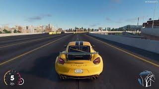 The Crew 2 - Porsche Cayman GT4 Wasp Edition Gameplay (Live Summit Reward) [4K]