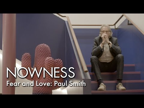 Fashion legend Paul Smith talks mortality and bad jokes