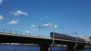 京成3100形牽引に伴う3668編成の送り込み回送