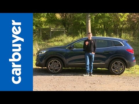 Renault Kadjar 2015 review – Carbuyer