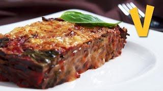 Eggplant parmesan (Parmigiana)  The Vegan Corner