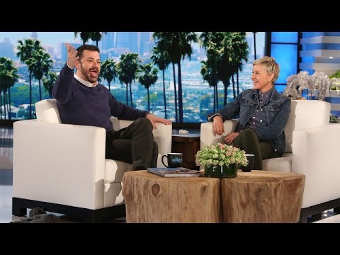 Thumbnail: Jimmy Kimmel Talks Retirement Rumors and Matt Damon Feud