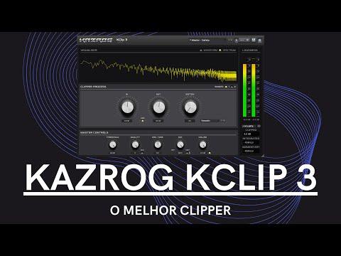 Enfim um Clipper decente - Kazrog KClip 3