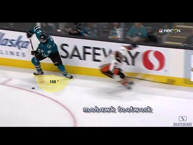 Skating Analysis:Tomas Hertl
