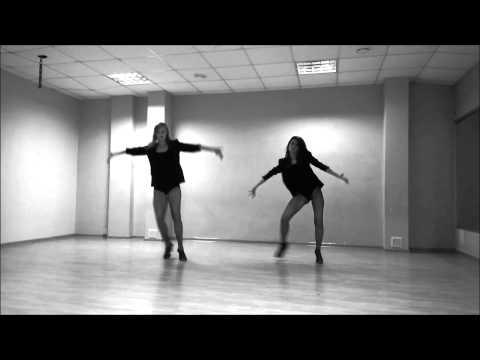 Strip Choreo by Anna-Christina/ Toni Braxton - Please/ Dance-City.Cv