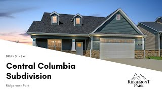 New Central Columbia Subdivision