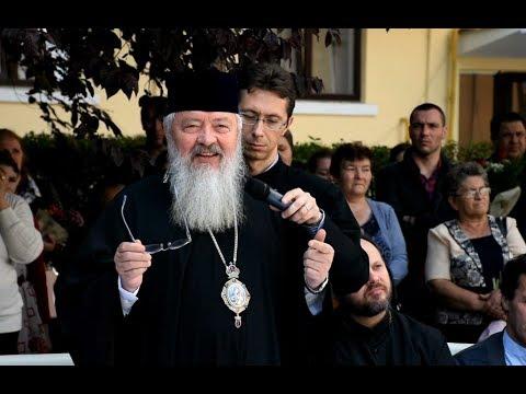 Cuvânt ÎPS Andrei - Festivitatea De Absolvire, Promoția 2018-2019, STO Cluj-Napoca - 28 Mai 2019