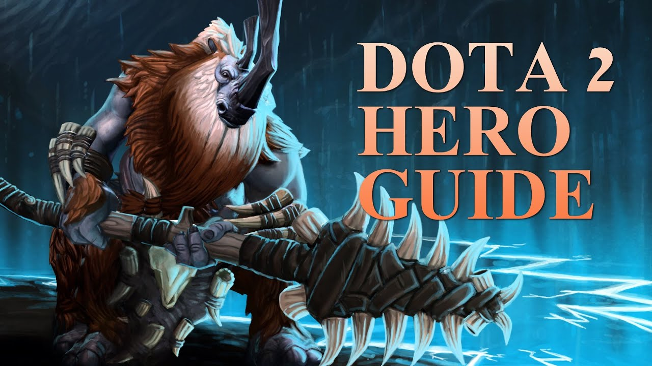 dota 2 hero guides magnus youtube
