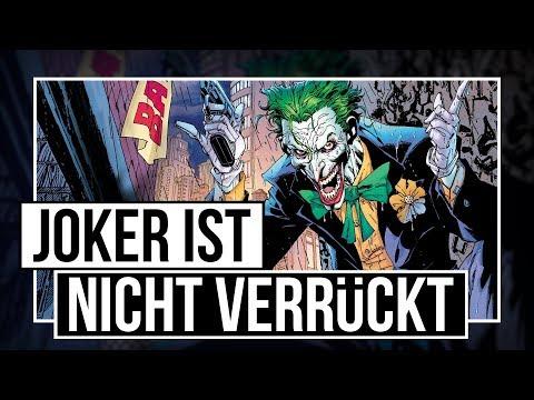 Ist der Joker WIRKLICH verrückt?