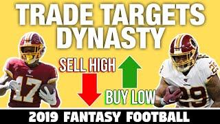 Fantasy Football Dynasty Trade Targets - December 2019