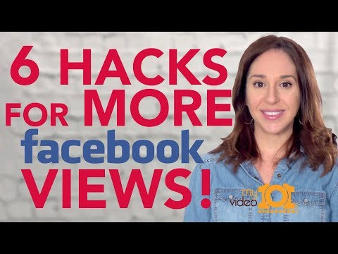 How To Get More Views On Facebook Video 🔥 [6 FREE EASY HACKS]