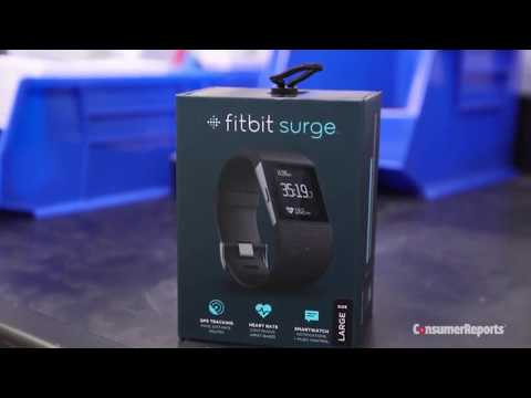 Fitbit Surge Fitness Superwatch Review [+1] Fitbit Surge Fitness Superwatch! #FitbitSurge