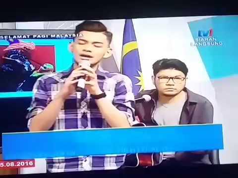 Aeroplan band - Bukan siapa-siapa (Selamat pagi Malaysia TV1 )