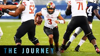 Taulia Tagovailoa Steps Out Of His Brother's Shadow | Big Ten Football | The Journey
