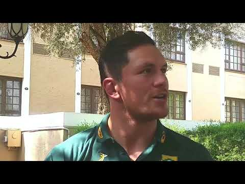 Francois Louw on @Springboks selection policy