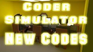ROBLOX  [PETS!] Coder Simulator 🖥️   NEUE CODES  Glücklich-Glücklich Aja  