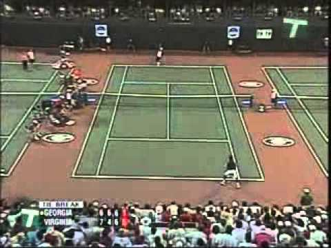 Devvarman vs. Isner - 2007 NCAA Singles Final - Third Set Tiebreaker