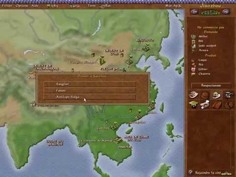 Empereur l'Empire du Milieu Dynastie Han Mission 8 FIN