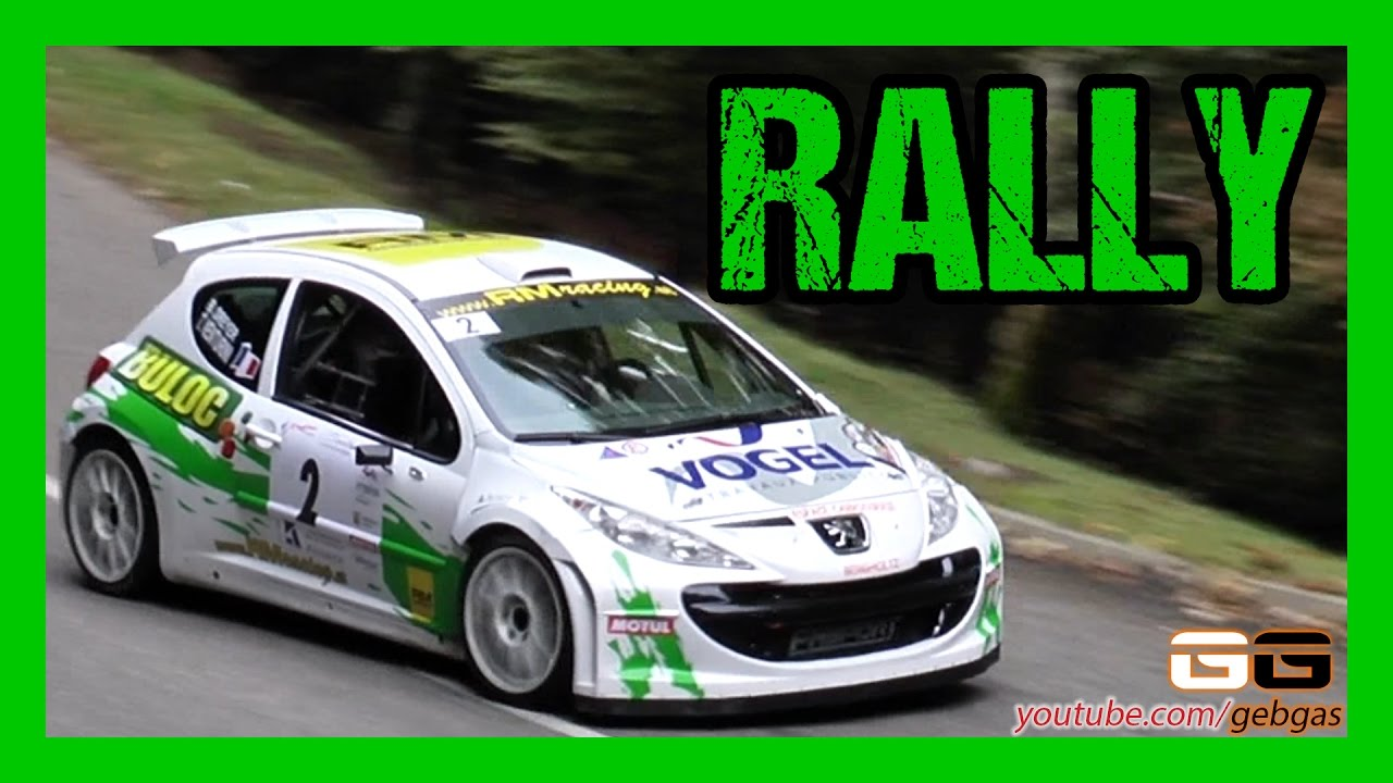peugeot 207 s2000 thierry venturini rally 2016 centre alsace b n dicte dreyer youtube. Black Bedroom Furniture Sets. Home Design Ideas