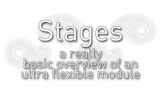 Mutable Instruments Stages Overview