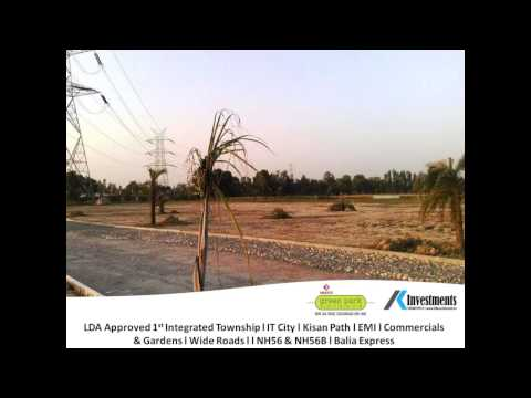 Plots For Sale in Lucknow, Interest Free EMI, Ready to Move, 1000-2000 SQFT
