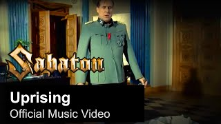 SABATON - Uprising (OFFICIAL MUSIC VIDEO)