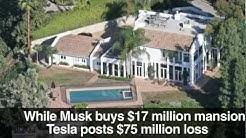 Elon Musk - Self Centered Not Ultra-Environmental - Tesla Model S Fire Fires