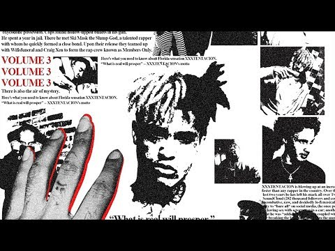 XXXTENTACION & SKI MASK THE SLUMP GOD - Static Shock (Members Only, Vol 3)