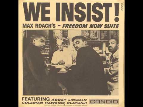 Max Roach - Driva' Man
