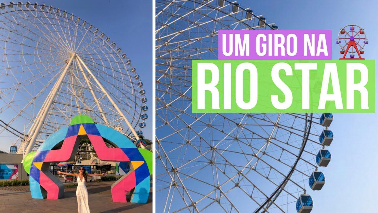 Rio Star - A Maior Roda Gigante da América Latina