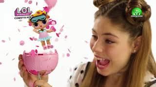L.O.L Surprise! Confetti Pop - Español
