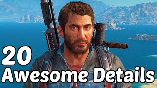 Just Cause 3: 20 Awesome Details
