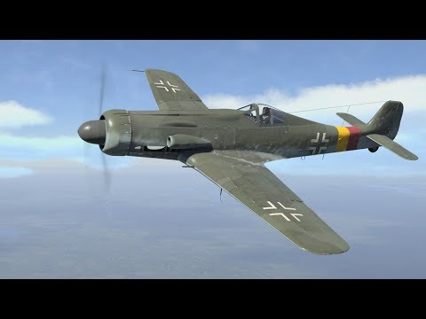 "War Thunder Ta 152 C-3 - ""Patience is a key to win"""