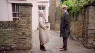 The Lady In The Van trailer - Maggie Smith