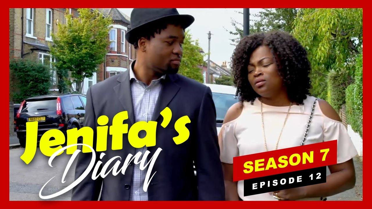 Jenifa's Diary S7EP12 - Fast Finger | (JENIFA In LONDON)