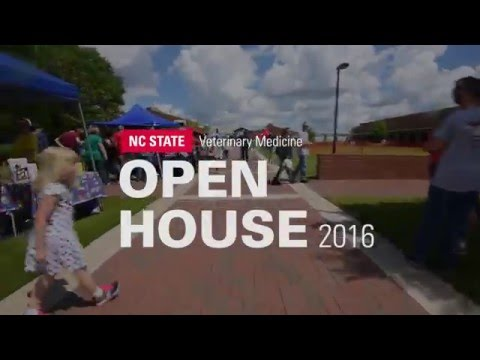 NC State CVM Open House 2016