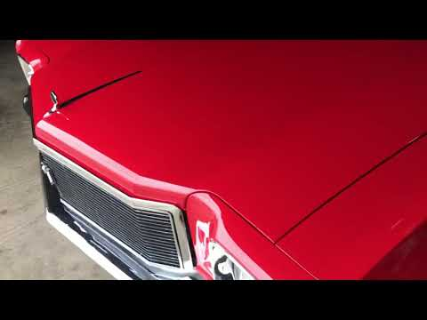 1971 Monte Carlo Post Sale Video