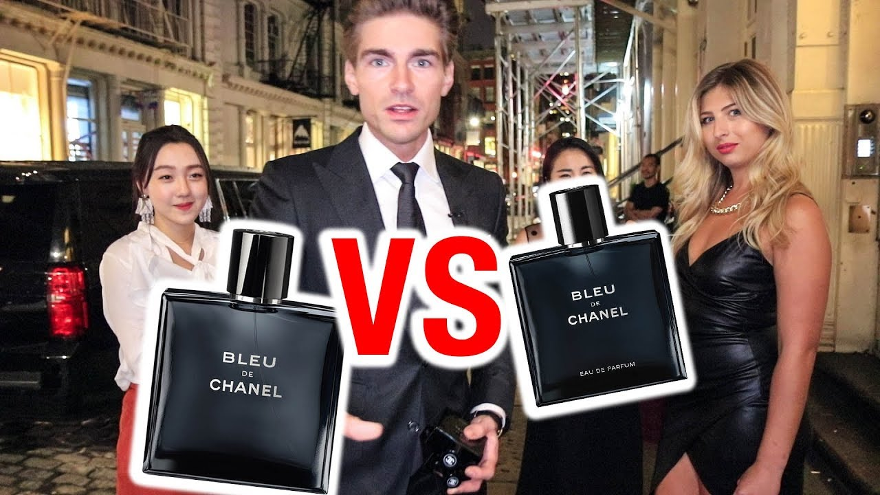 Bleu de Chanel EDT vs Bleu De Chanel EDP. Jeremy Fragrance fcc504b679
