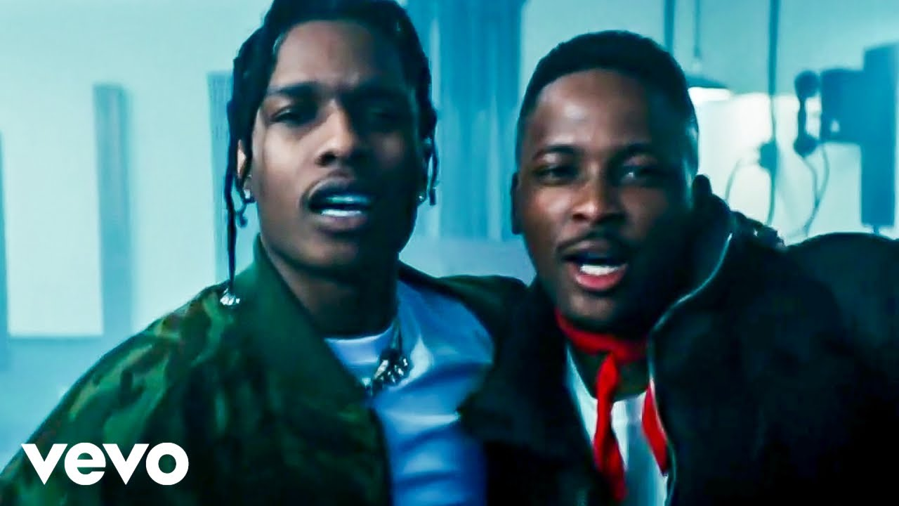 Download YG - Handgun ft. A$AP Rocky (Official Music Video)