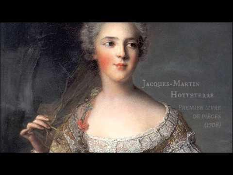 J. M. Hotteterre - Suite No. 4 in E minor, Op. 2