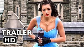 Secret Society of Second Born Royals Official Trailer (2020) New Disney + Teen Movie HD