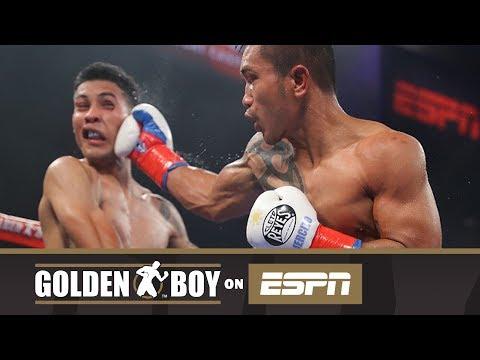 Watch: Mercito Gesta vs Roberto Manzanarez – Full Fight