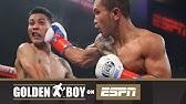 Golden Boy On ESPN: Mercito Gesta vs Roberto Manzanarez (FULL FIGHT)