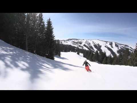 Piste de ski Les Fenerets - Les Gets