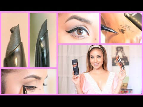 69dbb9e5b3f REVIEW/DEMO: Benefit They're REAL! Push-up Liner - YouTube
