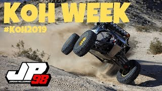 King of the Hammers 2019 WEEK