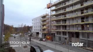 Taxgatan 3 - 2:a · 60m2 - Norra Djurgårdsstaden : Via Notar mäklare Gärdet
