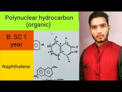 Methods Of Preparation Of Naphthalene And Structure (polynuclear Hydrocarbon)