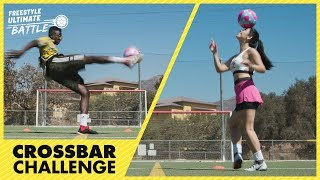 Amazing Crossbar Challenge - Episode 5 - Freestyle Ultimate Battle